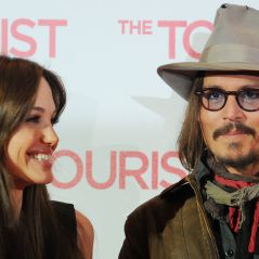 Divorce de Brangelina : Angelina Jolie soutenue par Johnny Depp