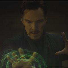 Doctor Strange : Benedict Cumberbatch dans une bande-annonce spectaculaire