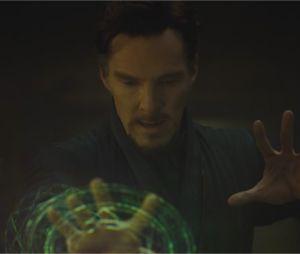 Doctor Strange : nouvelle bande-annonce