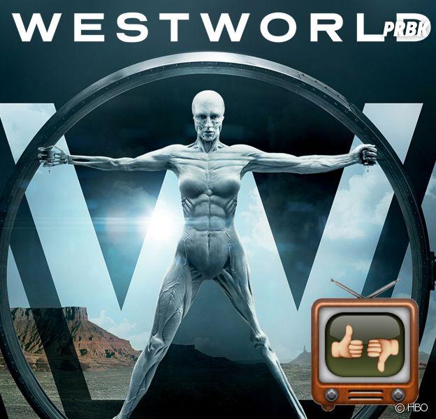 Wesworld : l'affiche de la série HBO.