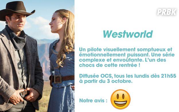 Westworld : notre critique.