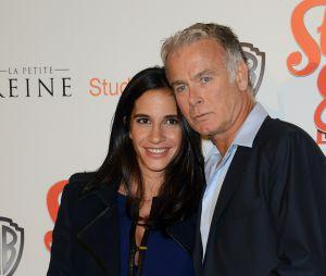 Franck Dubosc et son épouse Danièle ont deux enfants ensemble
