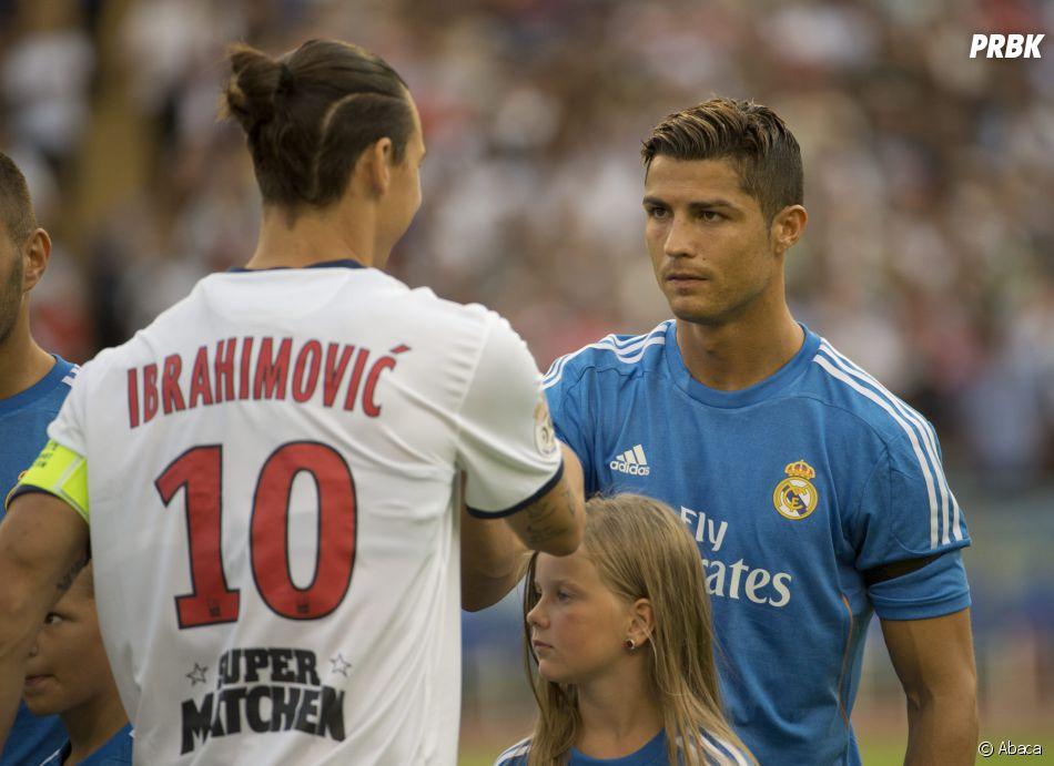 Zlatan Ibrahimovic et Cristiano Ronaldo : leur sperme est demandé par un entraîneur norvégien.