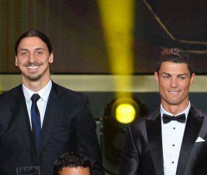 Zlatan Ibrahimovic et Cristiano Ronaldo vont-ils accepter de donner leur sperme ?