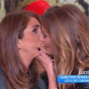 Caroline Ithurbide : anecdote sexy et gros baiser avec Valérie Benaïm dans TPMP