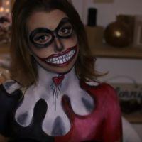 EnjoyPhoenix devient Harley Quinn (Suicide Squad) dans un incroyable tuto makeup