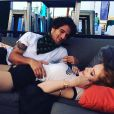 Tyler Posey et Bella Thorne : entre les deux acteurs c'est l'amour fou