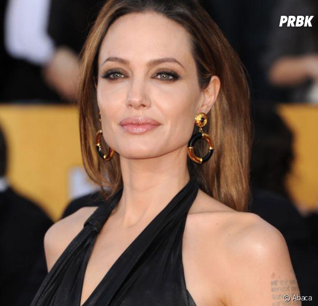 Angelina Jolie veut oublier Brad Pitt : elle devrait faire enlever ses tatouages liés à lui !