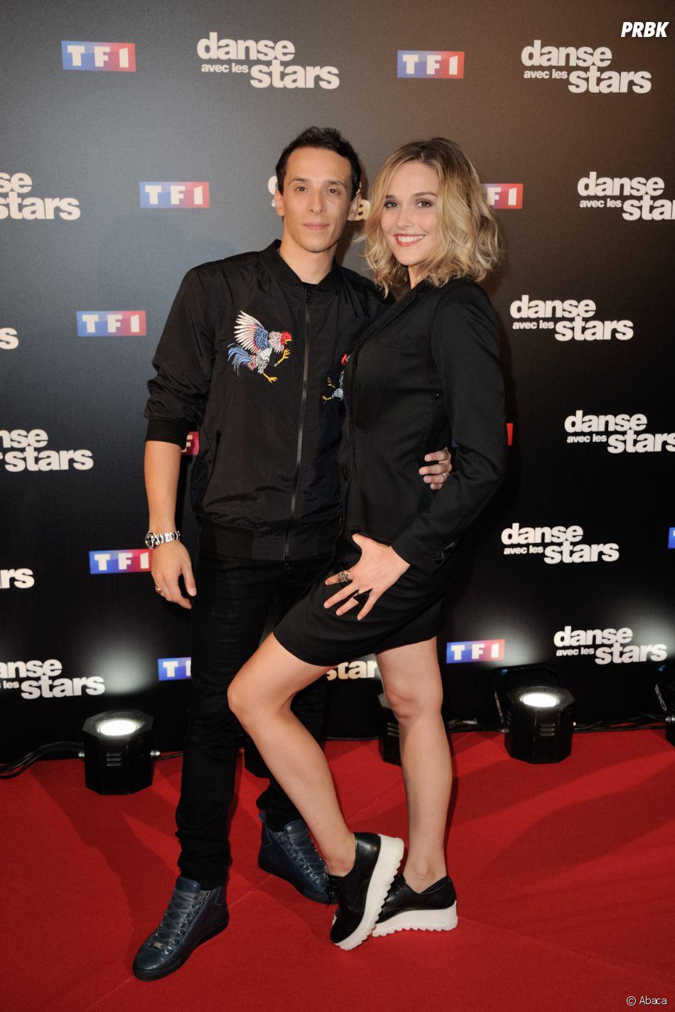 Grégoire Lyonnet est le danseur de Camille Lou cette année dans Danse avec les stars 7.