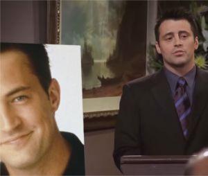 Friends : Chandler meurt dans un épisode inédit