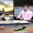 Turquie : un chaton débarque en direct sur un plateau télé, l'animateur en profite pour défendre la cause animale