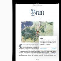 Game of Thrones : les livres de la saga enrichis sur iBooks pour tout comprendre