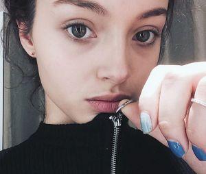 Jenaye Noah, la fille de Yannick Noah, a défilé pour le grand Azzedine Alaïa.