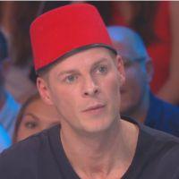 """Matthieu Delormeau harcelé à l'école : """"On me frappait"""""""