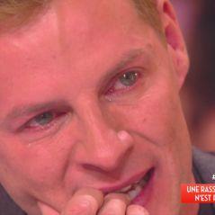 Matthieu Delormeau en larmes et toujours choqué après la blague violente de Cyril Hanouna