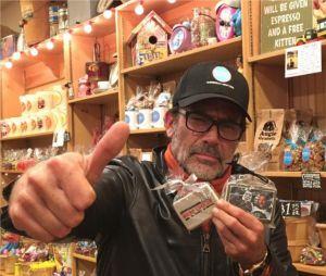 Jeffrey Dean Morgan propriétaire d'un magasin de bonbons