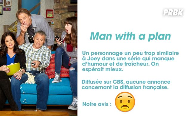 Man with a Plan : notre avis sur la série