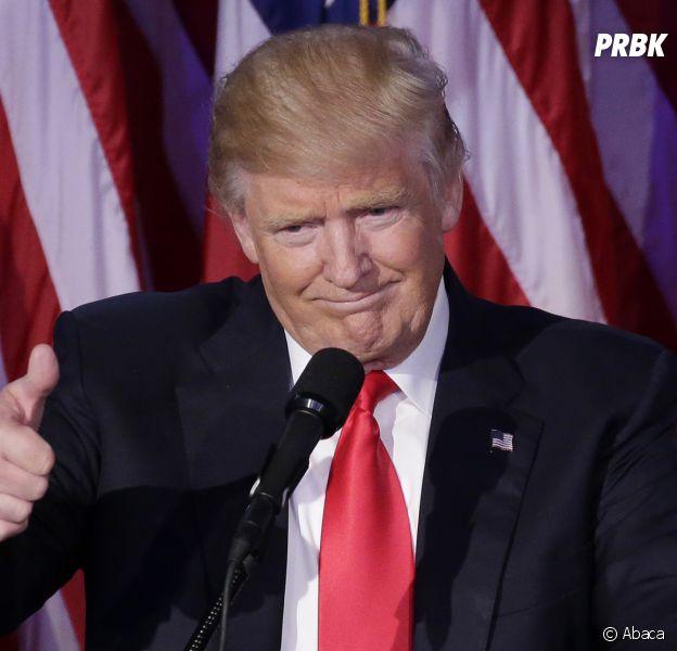 Donald Trump élu Président des Etats-Unis, les stars réagissent