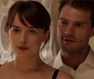 Fifty Shades Darker : Jamie Dornan et Dakota Johnson dans la bande-annonce