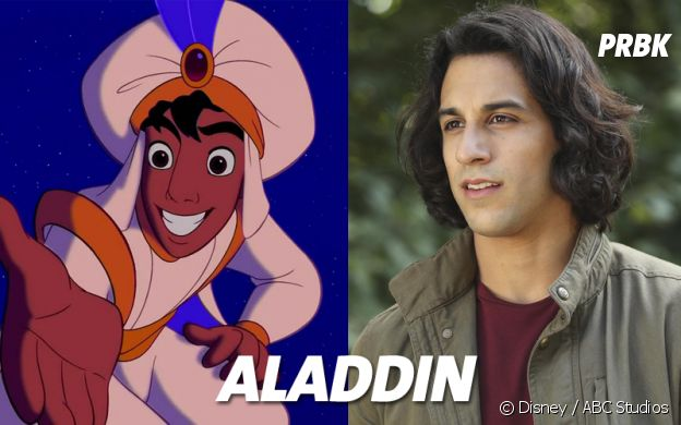 Once Upon a Time VS Disney : Aladdin
