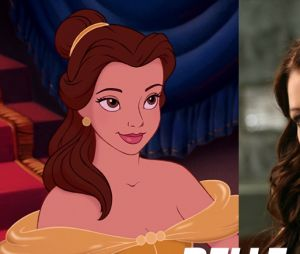 Once Upon a Time VS Disney : Belle