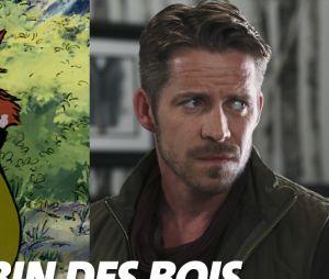 Once Upon a Time VS Disney : Robin des Bois