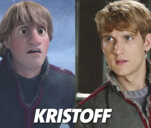 Once Upon a Time VS Disney : Kristoff
