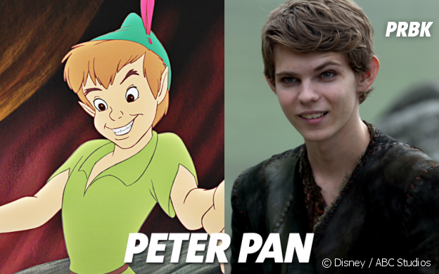 Once Upon a Time VS Disney : Peter Pan