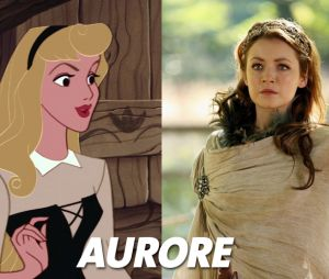 Once Upon a Time VS Disney : Aurore
