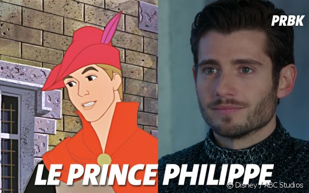 Once Upon a Time VS Disney : Le Prince Philippe
