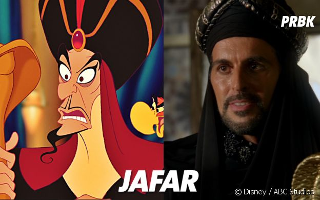 Once Upon a Time VS Disney : Jafar