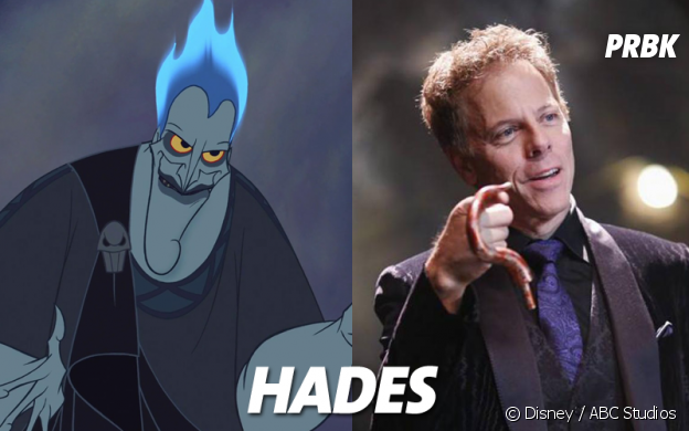 Once Upon a Time VS Disney : Hades
