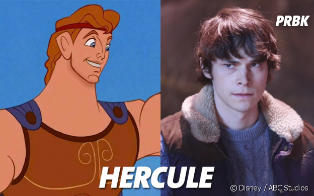 Once Upon a Time VS Disney : Hercule