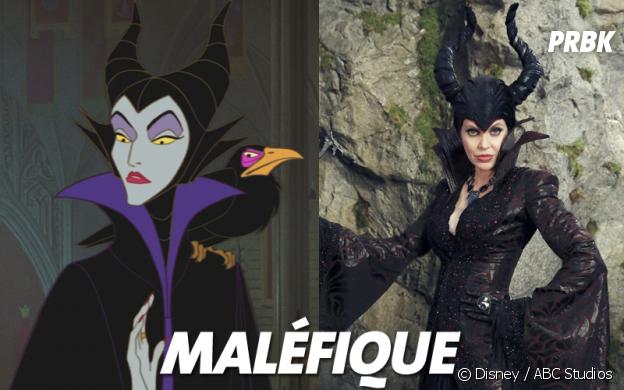 Once Upon a Time VS Disney : Maléfique