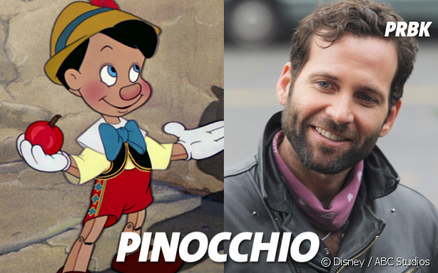 Once Upon a Time VS Disney : Pinocchio
