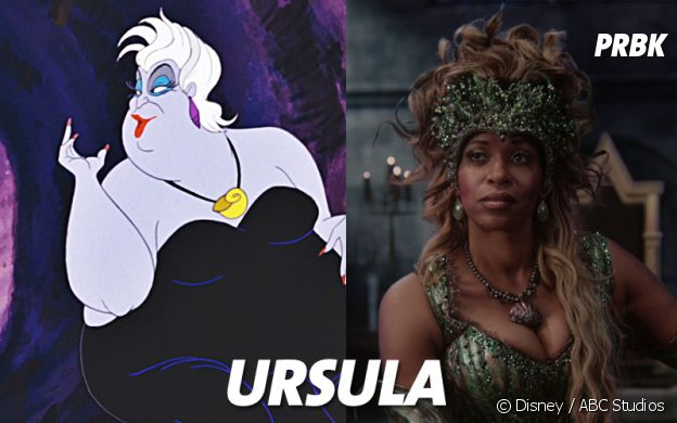 Once Upon a Time VS Disney : Ursula