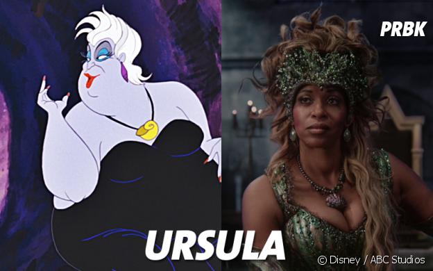 Once Upon a Time VS Disney : Ursula