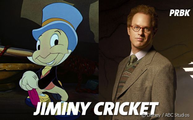 Once Upon a Time VS Disney : Jiminy Cricket