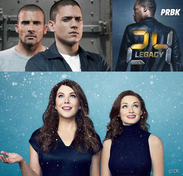 Gilmore Girls, Prison Break... : ces autres séries qui reviennnent bientôt