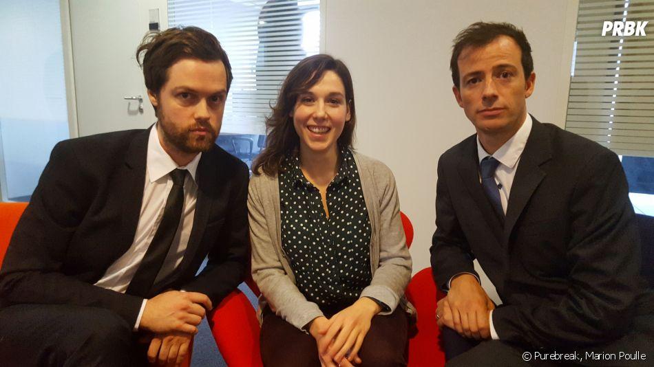 Le Département : Matthias Girbig, Benoit Blanc, Benjamin Busnel et Cannelle Carré-Cassaigne (Fais pas ci, fais pas ça) en interview