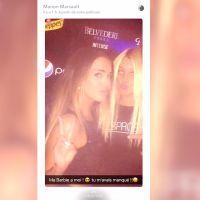 Manon Marsault et Aurélie Dotremont réconciliées : la preuve sur Snapchat 👩❤👩