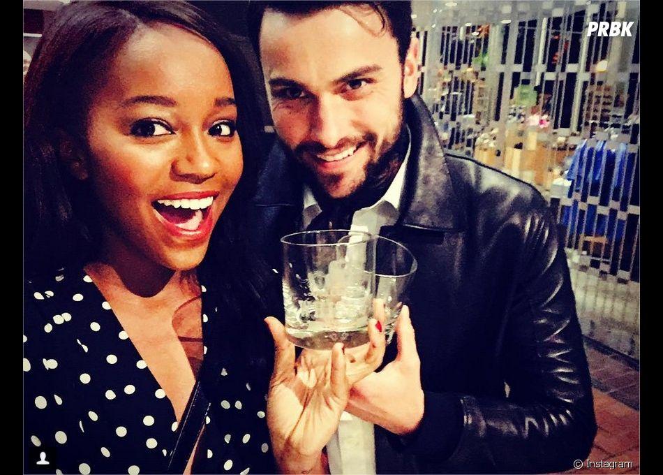 Jack Falahee et Aja Naomi King très proches sur Instagram