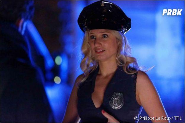 Diane Dassigny dans le rôle de Jessica Kancel dans Profilage saison 7