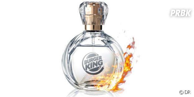 Le parfum Burger King