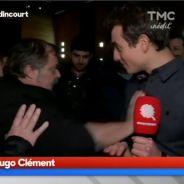 Hugo Clément (Quotidien) : un militant s'en prend à lui et l'agresse en plein direct