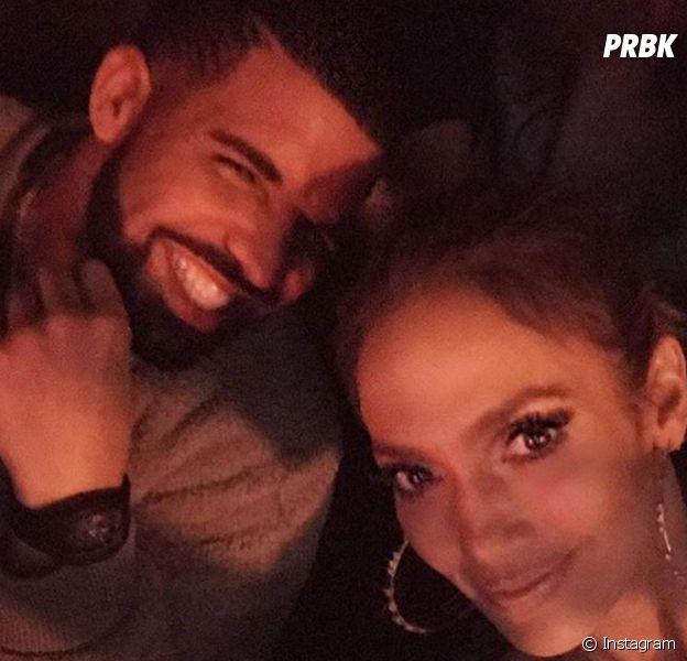 Le selfie de Drake et Jennifer Lopez fait beaucoup parler !