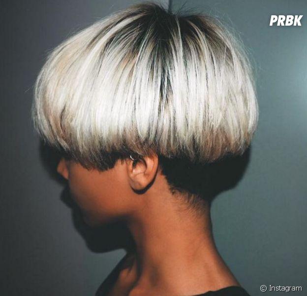 Shy'm a changé de coupe et de couleur de cheveux. Et comme d'habitude, le résultat est toujours aussi canon !