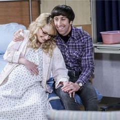 The Big Bang Theory saison 10 : le bébé de Bernadette et Howard sera invisible