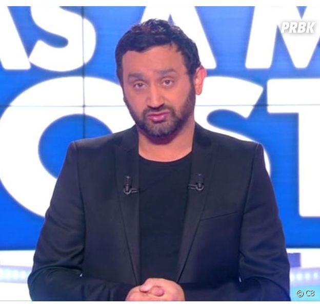 Cyril Hanouna : l'animateur de TPMP candidat à la présidentielle de 2017 ?