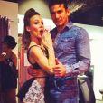 Alexandre (The Game of Love) et Emmanuelle Berne en couple sur Instagram
